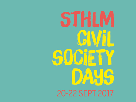 Sthlm Civil Society Days